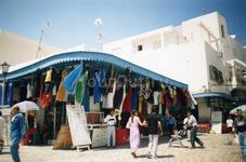 Восточный базар в Старом городе