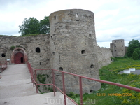 КОПОРЬЕ.крепость