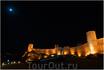 Крепость ночью