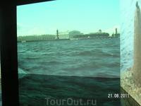 """Экскурсия """"Вселенная воды""""; экспозиция; Невская панорама"""
