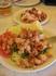 На Авитосе пробовали местные деликатесы: маринованный осьминог и кальмары во фритюре. Вкусненько...