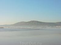 Невероятные просторы, длина пляжа 9 км!
