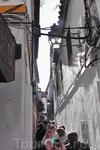 Улочка Старого города.