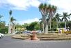 Площадь перед Лоро парком.