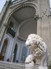 южный фасад воронцовского дворца -  визитная карточка
