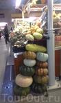 рижский рынок изобилует тыквами