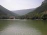 Озеро у подножия Мангупа