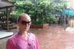 Проливной тропический дождь