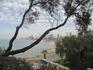 """Вид на набережную Тель-Авива с крепостного холма Яффы. ...О, эта набережная - просторная, оживленная, полная морского ветра и брызг! ...Я люблю тебя, Тель-Авив"""" ..."""