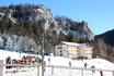 Отель на территории горнолыжного комплекса