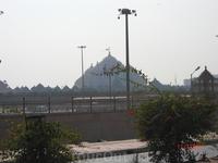 Индийский храм Акшардам