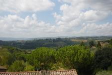 Где то там,вдали,среди холмов, Флоренция.