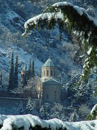 Церковь Святого Давида «Мамадавити» и пантеон Мтацминда