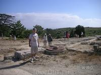 Руины Камироса.