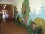 В коридоре расположилась различная нечисть (Баба Яга, Леший, ...)