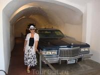 Таня и авто Дали