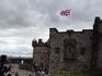 последний взгляд на крепость днем, во всем городе и даже на такой высоте стоит стойкий запах подгоревшей гречневой каши.