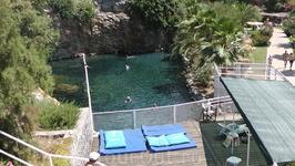 День здоровья а отеле THERME MARIS SPA&THERMAL HOTEL 4* - водоем (бассейн) с высокоминеральной водой от естественных источников