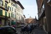 Пиза.Улица, уводящая нас с площади  Кавальери.