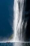Фотография Водопад «Фата Невесты»