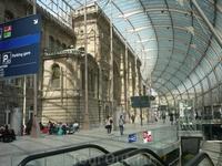 Страсбургский вокзал - старое и новое