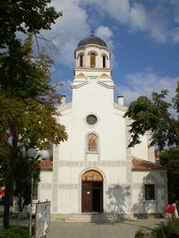 Поморская церковь Успения Богородицы
