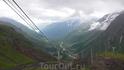 Вид на долину Азау.