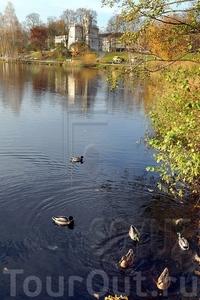 Озеро Друсконис