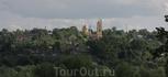Вид города от Белопесковского монастыря