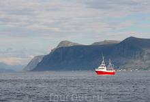 Красота по-норвежски.