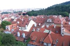 Пражские крыши...