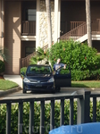 Polynesian Isles Resort - наша машинка
