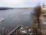 10 апреля 2011 г. воды Великой доходили до Власьевской башни Псковского кремля.  Фото © palmoliveprotiv http://palmoliveprotiv.livejournal.com/165741 ...
