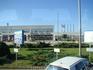 Здание аэропорта  города Пула