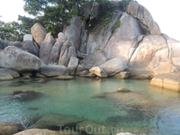 Полюбоваться таким видом можно посетив одну из достопримечательностей Хин Та и Хин Яй