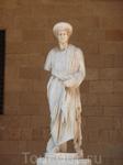Скульптура во Дворце Магистров
