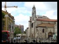 Церковь San Lesmes, 16 век: