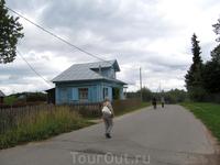Еще один дом в селе
