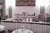 Завтрак в ресторане отеля.