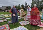 Международный фестиваль лоскутного шитья  в Суздали
