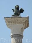 Крылатый лев - символ евангелиста Марка, с чьим именем в Венеции связано многое.