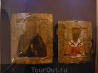 иконы (вроде) 14 века