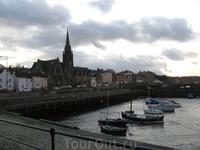 Прибрежная зона в Эдинбурге