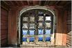 Экие симпатичные ворота на погост