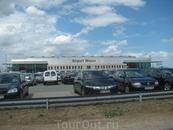 Аэропорт Веце
