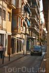 Улочка возле станции электрички