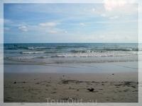 Пляж White Sands Beach, Сиамский залив.