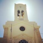 Это - церковь в Ретимно.