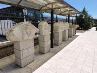 Памуккале и античный город Иераполис.