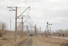 между Заводским и Электродепо
